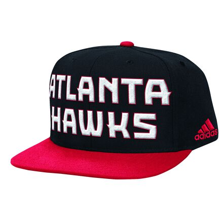 adidas Hawks On Court Snapback MULTI