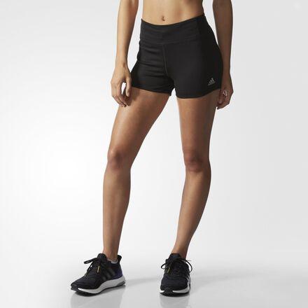 adidas Supernova Booty Shorts Black