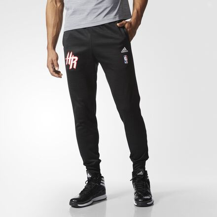 adidas Rockets On-Court Warm-Up Pants MULTI