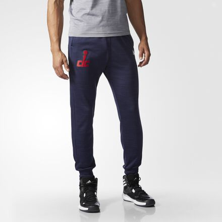 adidas Wizards On-Court Warm-Up Pants MULTI