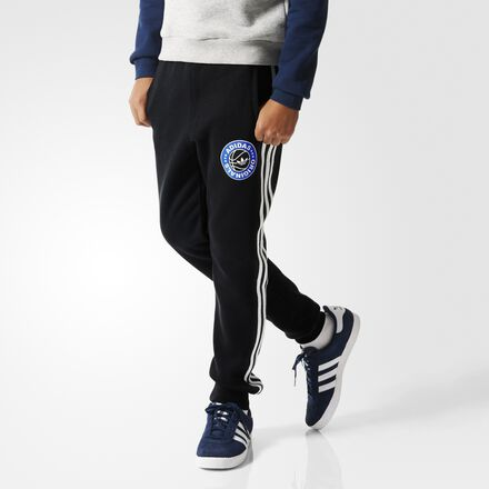 adidas Basketball Pants Black