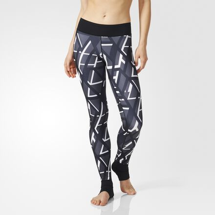 adidas Ultimate Fit Superlong Tights Multicolor