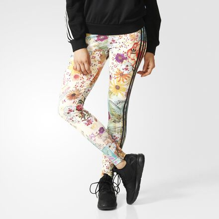 adidas 3-Stripes Leggings Multicolor