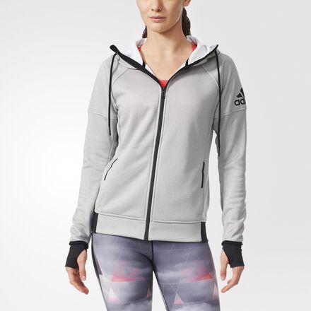 adidas Daybreaker Hoodie Multi Solid Grey