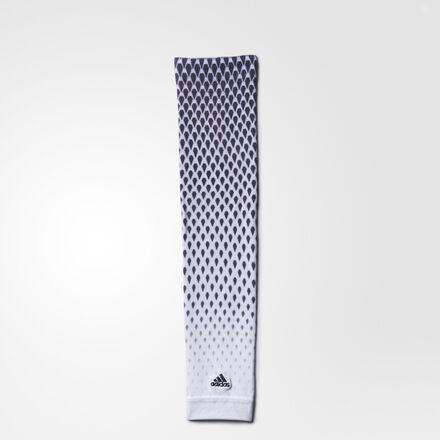 adidas Graphic MLB Compression Arm Sleeve L/XL WHITE