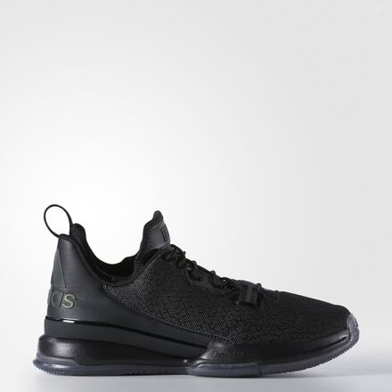 adidas D Lillard Shoes Core Black