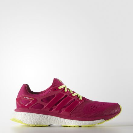 adidas Energy Boost ESM Shoes Bold Pink