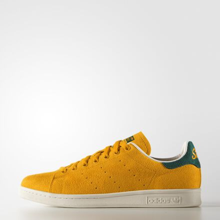 adidas Stan Smith Shoes Collegiate Gold