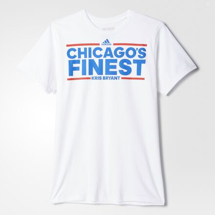 adidas Chicago's Finest Tee MULTI