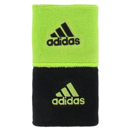 adidas Interval Reversible Wristbands Slime