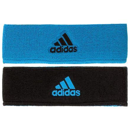 adidas Interval Reversible Headband Blue