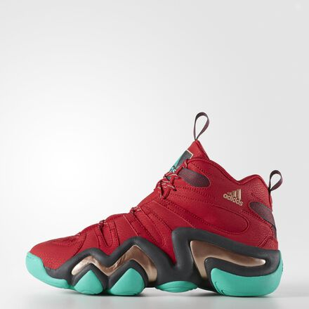 adidas Crazy 8 Shoes Power Red
