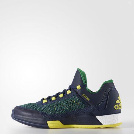 adidas 2015 Crazylight Boost Primeknit Shoes Collegiate Navy