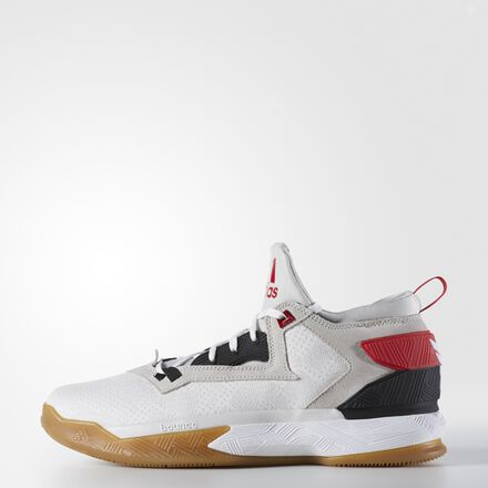 adidas D Lillard 2.0 Shoes Running White Ftw