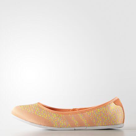 adidas Sunlina Jacquard Shoes Flash Orange