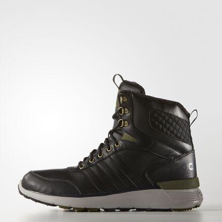 adidas Lite Racer Hi Shoes Core Black