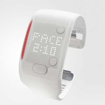 adidas Micoach FIT SMART White