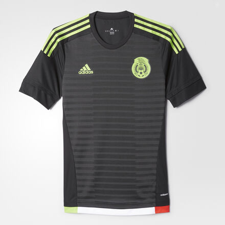 adidas FMF Home Auth Jersey Black