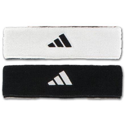 adidas Interval Reversible Headband White