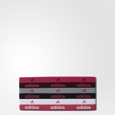 adidas Sidespin Hairbands Bold Pink