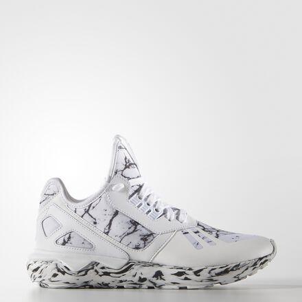 adidas Tubular Runner Shoes Running White Ftw