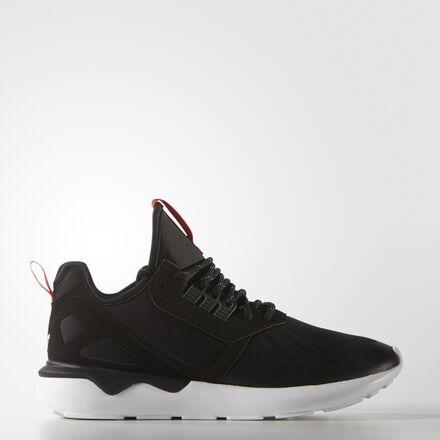 adidas Tubular Runner Weave Shoes Core Black