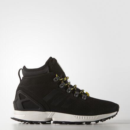 adidas ZX Flux Winter Shoes Core Black