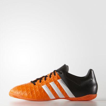 adidas Ace 15.4 Indoor Shoes Solar Orange