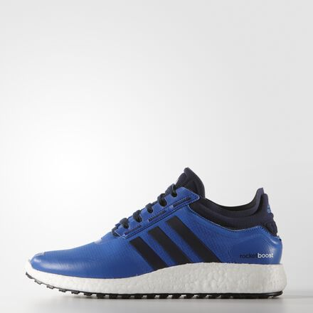 adidas Climaheat Rocket Boost Shoes Blue