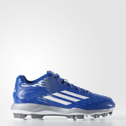 adidas PowerAlley 3 Cleats Collegiate Royal