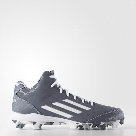 adidas Wheelhouse 3 Mid Cleats Onix