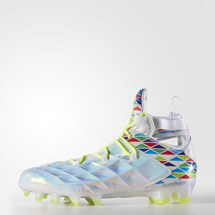 adidas Crazyquick LAX Mid Running White Ftw