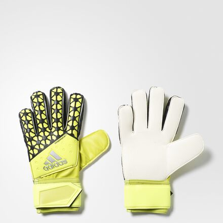 adidas Ace Fingersave Replique Goalie Gloves Solar Yellow