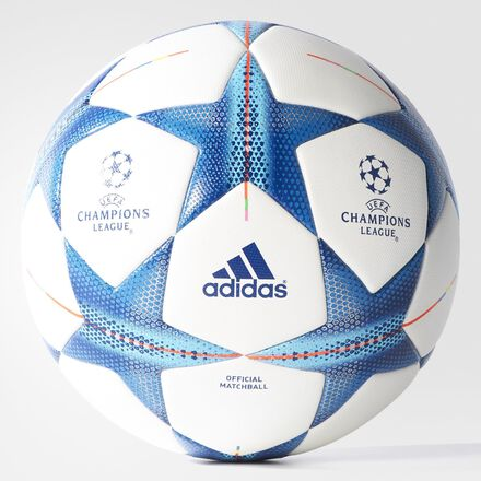 adidas Finale 2015 Official Match Ball White