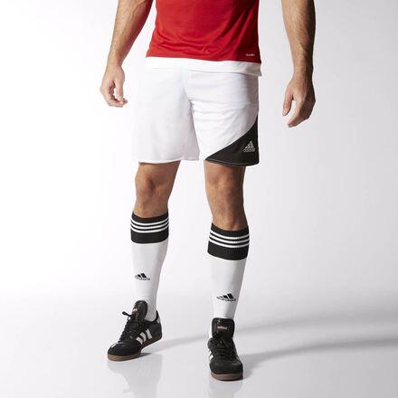 adidas Striker 13 Shorts White