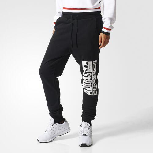 Creative Clothing  Adidas Originals  Super Baggy Track Pants