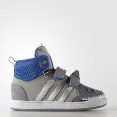 Adidas Neo Hoops Mid Animal