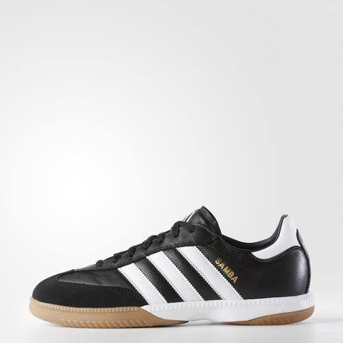 brand new c2674 71fbe adidas Samba Millennium Leather IN Shoes Black