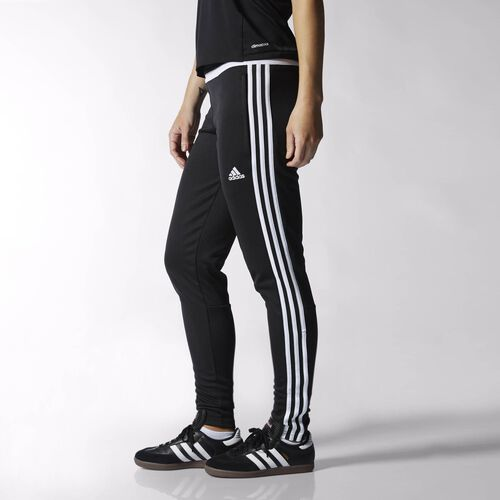 adidas - Tiro 15 Training Pants Black  /  White  /  Black M64030