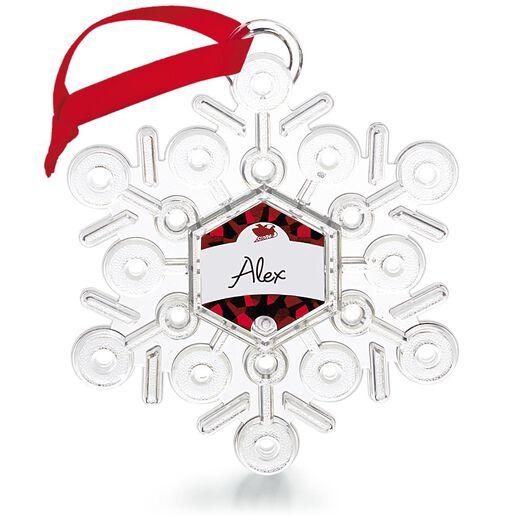 Find Me, Santa! Snowflake™