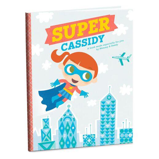 Super Personalized Book
