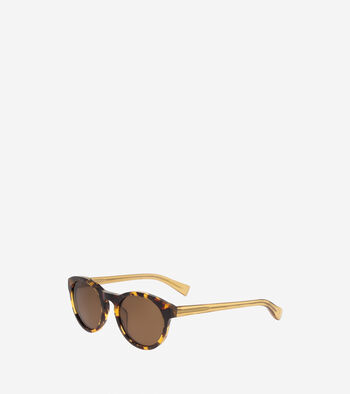 Oxford Round Sunglasses