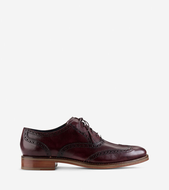Shoes > Air Madison Wingtip Oxford
