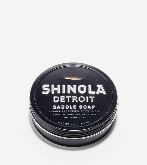 Leather & Shoe Care > Shinola Saddle Soap