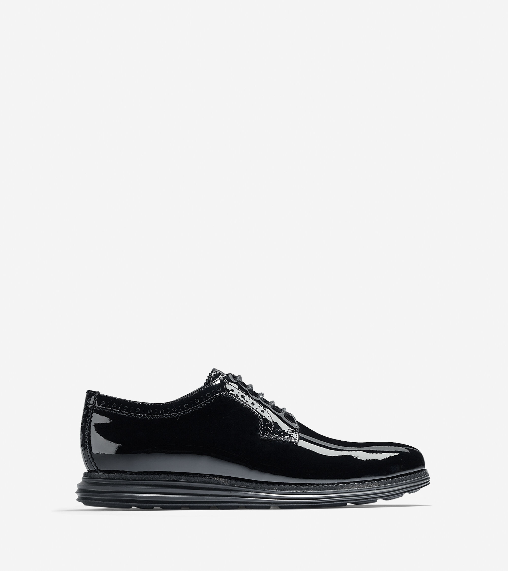 Shoes > LunarGrand Patent Plain Toe Oxford