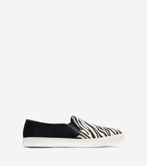 Sneakers > Bowie Slip On Sneaker
