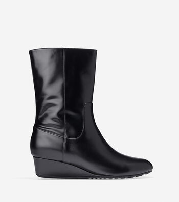 Tali Grand Short Waterproof Boot (40mm)