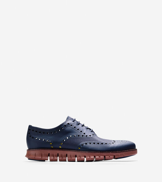 Oxfords & Monks > ZerøGrand No Stitch Oxford