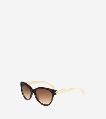 Cat Eye Acetate Sunglasses