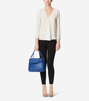 Magnolia Crossbody Hobo
